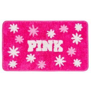 VS Pink Bath Mat